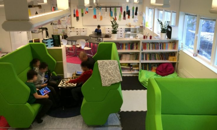 Crafting collaborative places