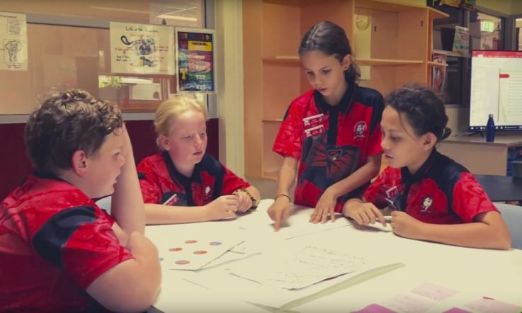 Student agency in action in the Northern Territory