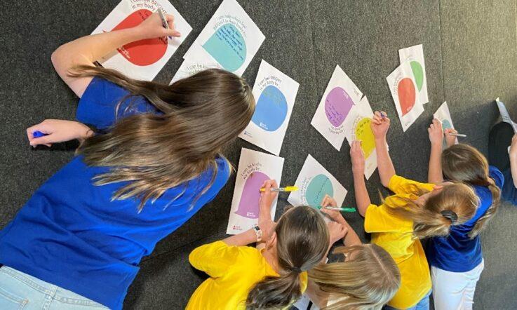 Teacher resources: Body image in primary school