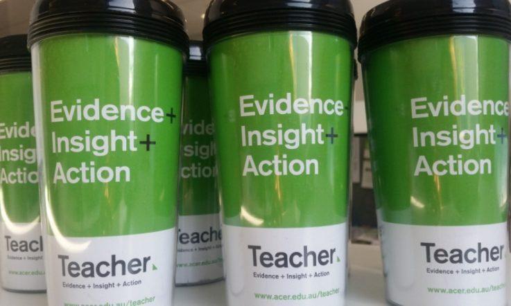 Teacher survey - future topics