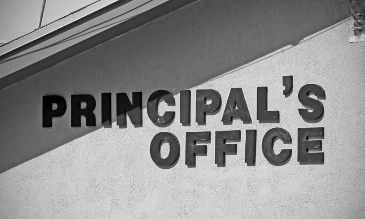 Teacher's bookshelf: I'm the Principal