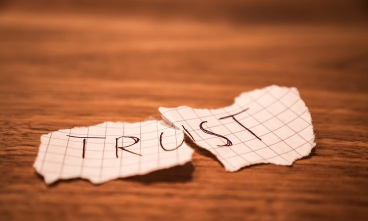 Teacher's bookshelf: Leadership and trust