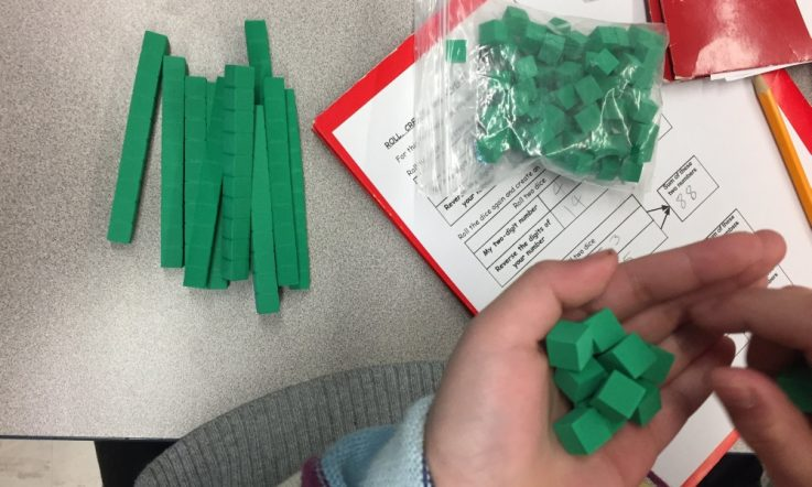 Teaching resources: Using manipulatives in mathematics learning