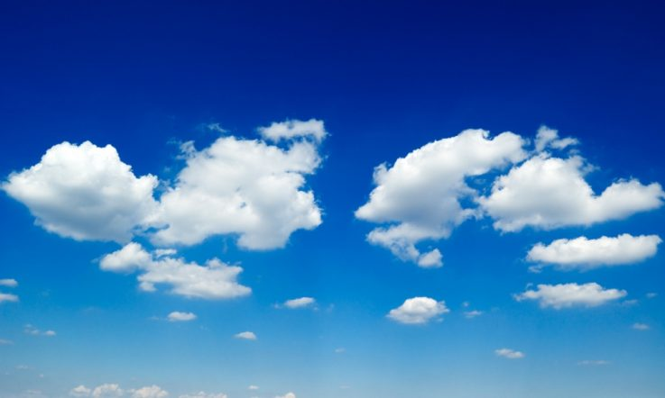 On cloud nine – the 'granny' network supporting students