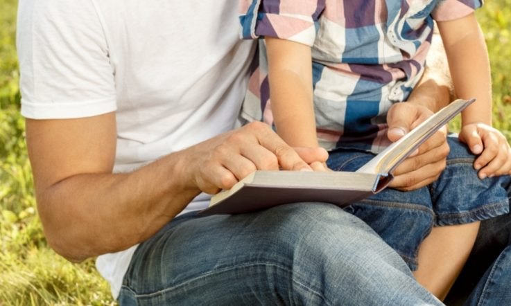 The Research Files Episode 15: The impact of dads reading to children