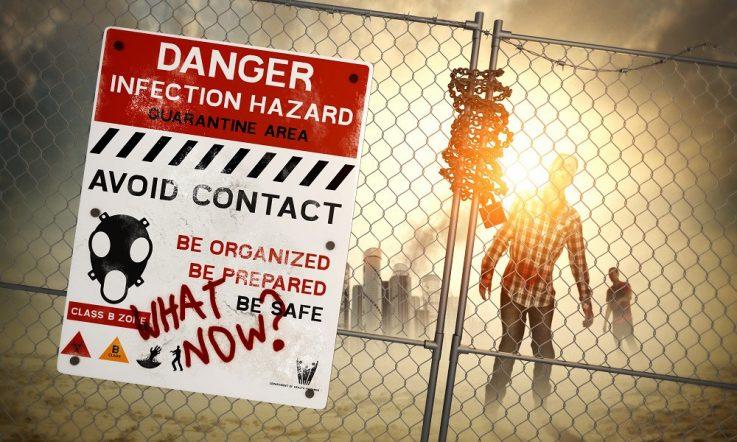 Science education – surviving the zombie apocalypse