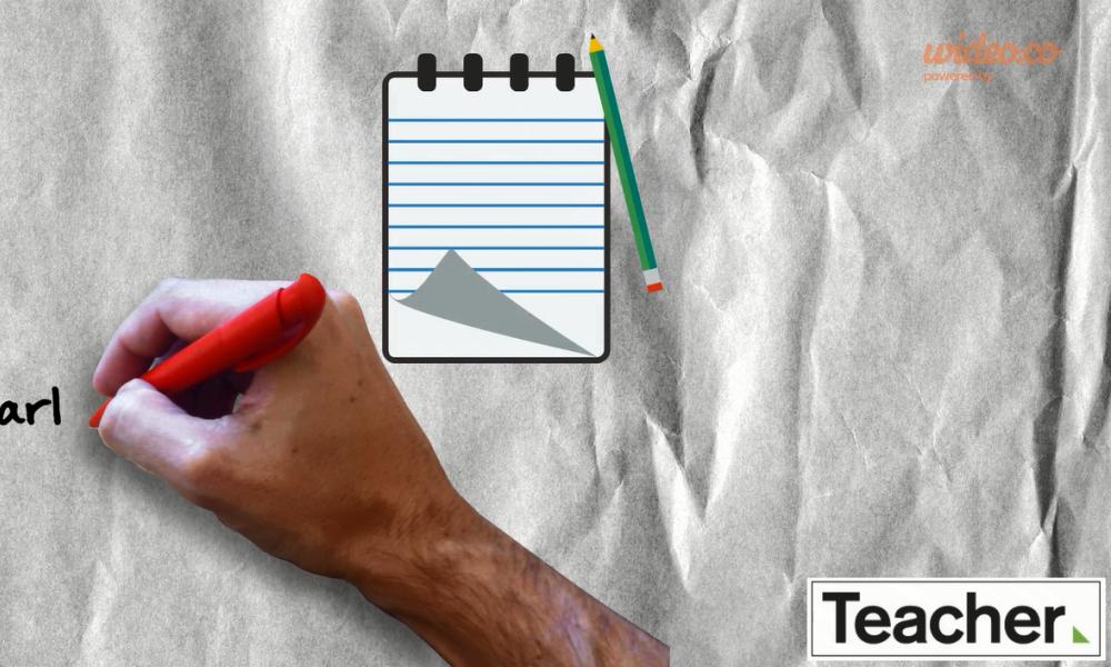 Infographic: Teaching handwriting in schools