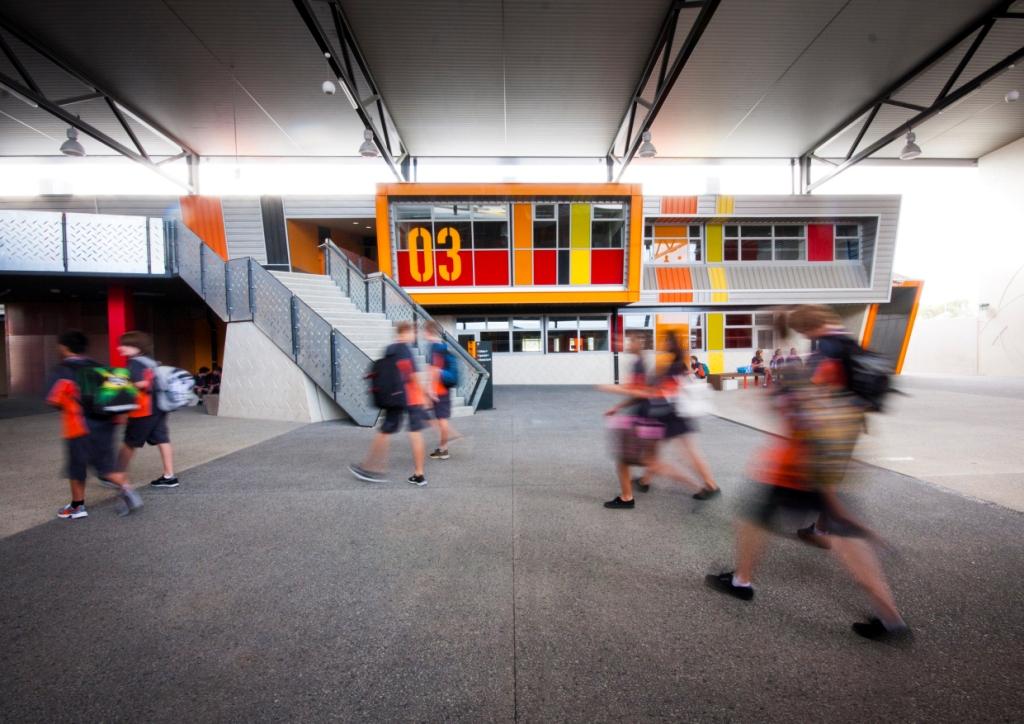 Baldivis Secondary College, Perth, Australia.