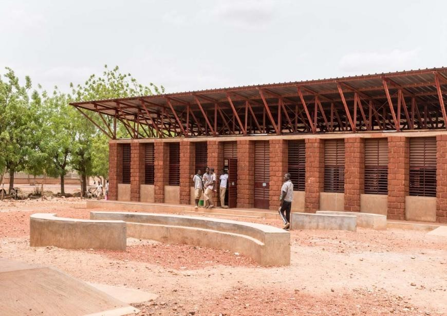Bethel Secondary School Project, Gourcy, Burkina Faso.