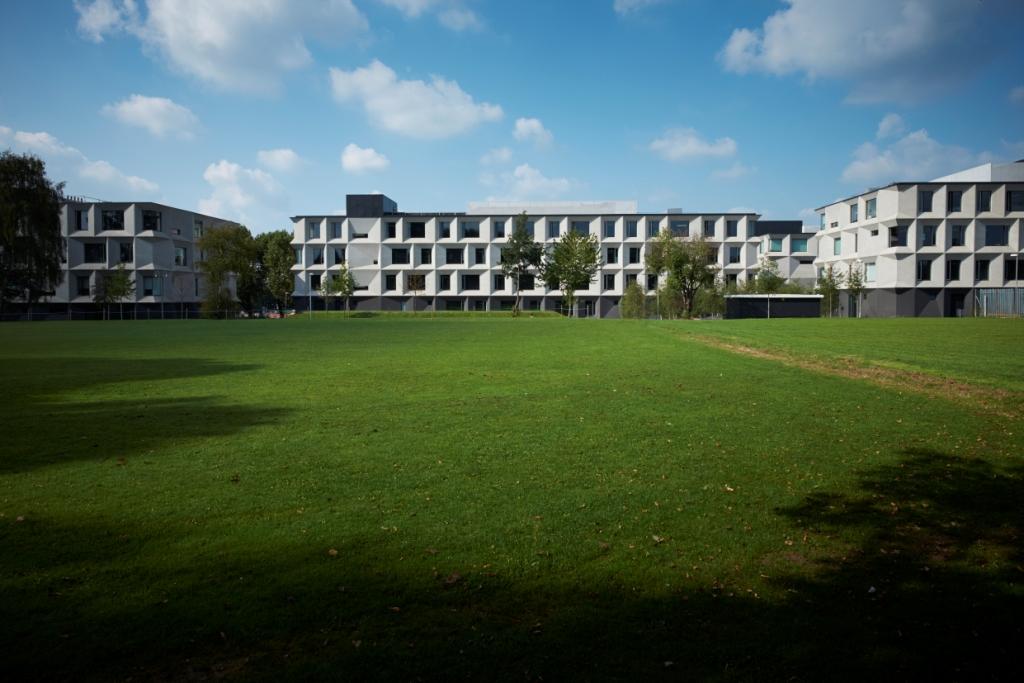 Burntwood School, London, England