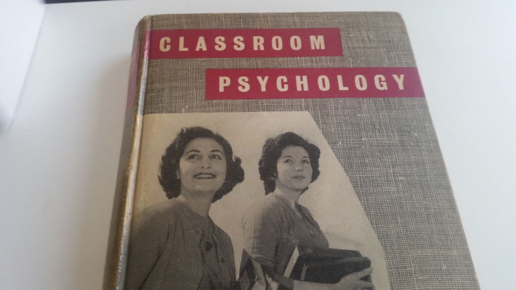 Classroom Psychology.