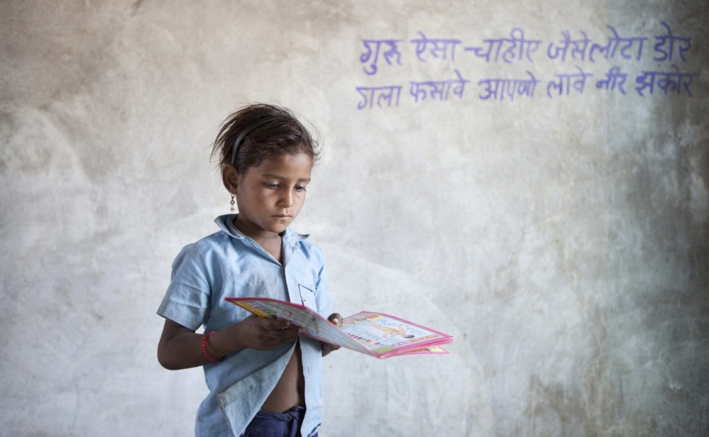 WISE award winner - Educate Girls.