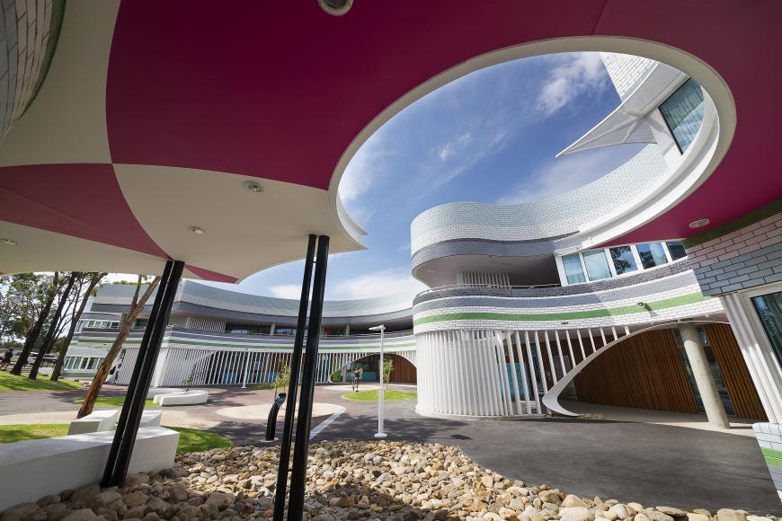 Penleigh and Essendon Grammar School, Middle Girls School, Melbourne, Australia.