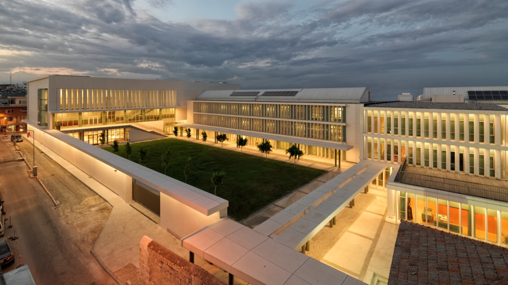 TAC (Tarsus American College) SEV New Campus, Mersin, Turkey.