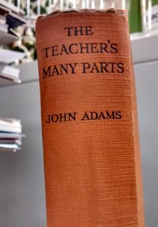 The Teacher's Many Parts.