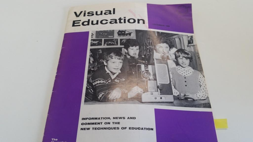 Visual Education.
