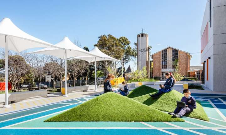 Landscape architecture: spaces for learning