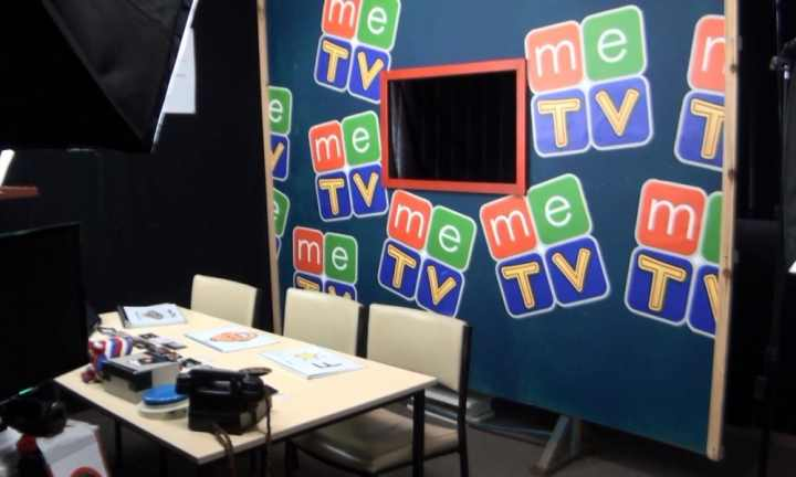 Behind the scenes of meTV