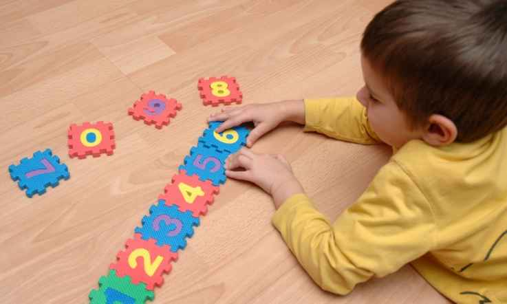 Preschoolers and numeracy development