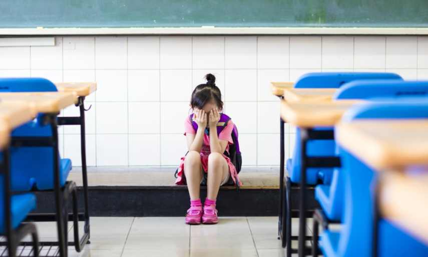 Childhood trauma in the classroom
