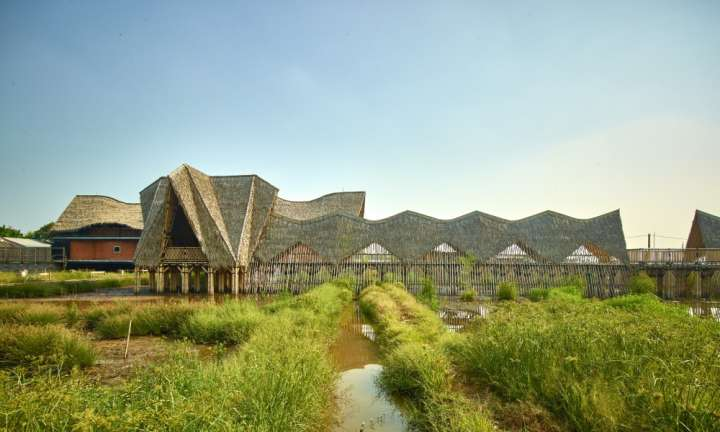 Photo story: Cutting edge school design in Tangerang