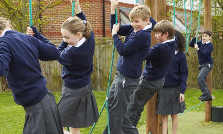 Encouraging physical activity throughout the school day