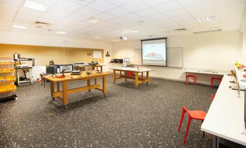 Reinventing the classroom for the digital age