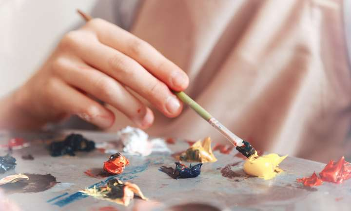 Extending gifted students through the arts