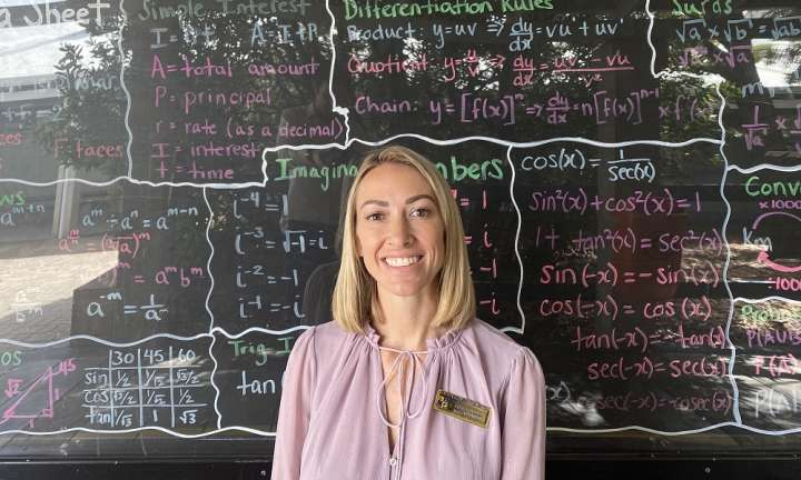 Australian teacher named among world's top 50