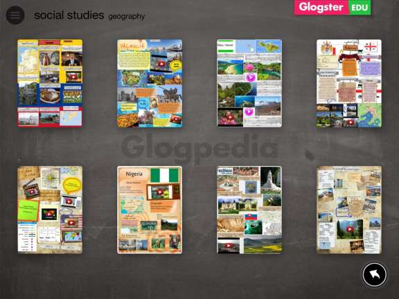 Teacher review: The Glogster app