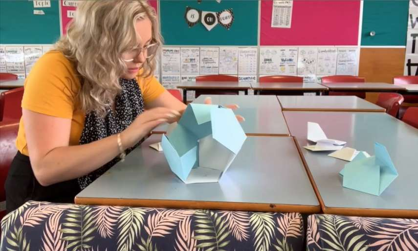 Three maths activities to finish off a term