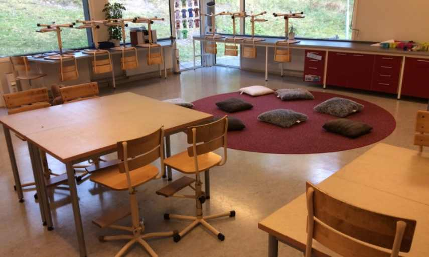 Modern Classroom Vs Traditional Classroom ~ Learning spaces the shifting lens teacher