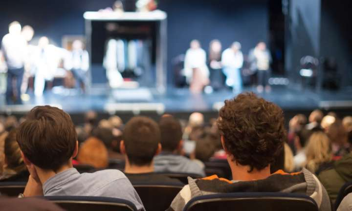 Live theatre improves learning and tolerance