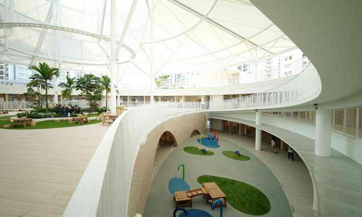Inspiring school designs from around the globe