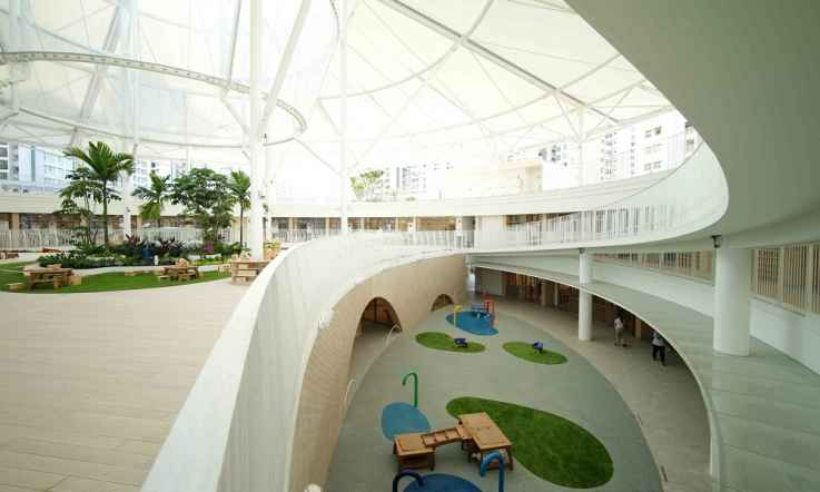School designs from around the globe