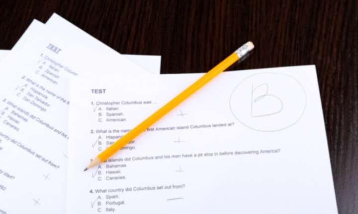 Could marking exams improve your professional practice?