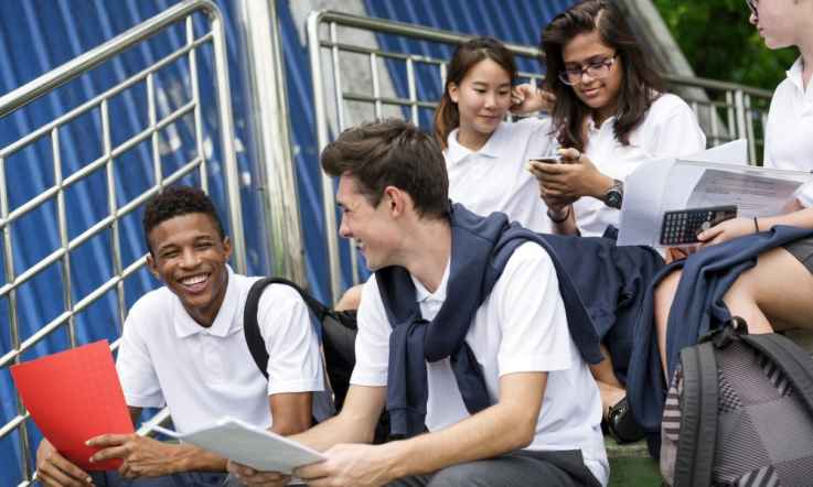 Students' sense of belonging at school