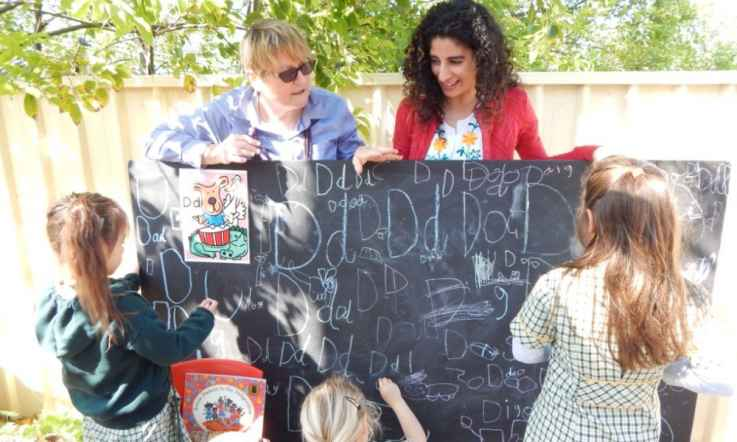 Playing with phonetics