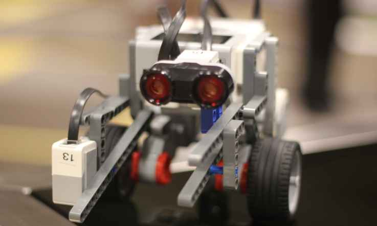 Building teacher capacity in robotics