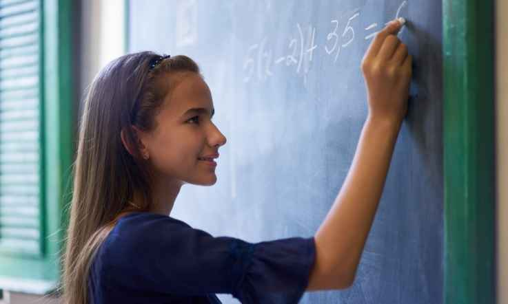 Podcast: Mentoring girls in maths