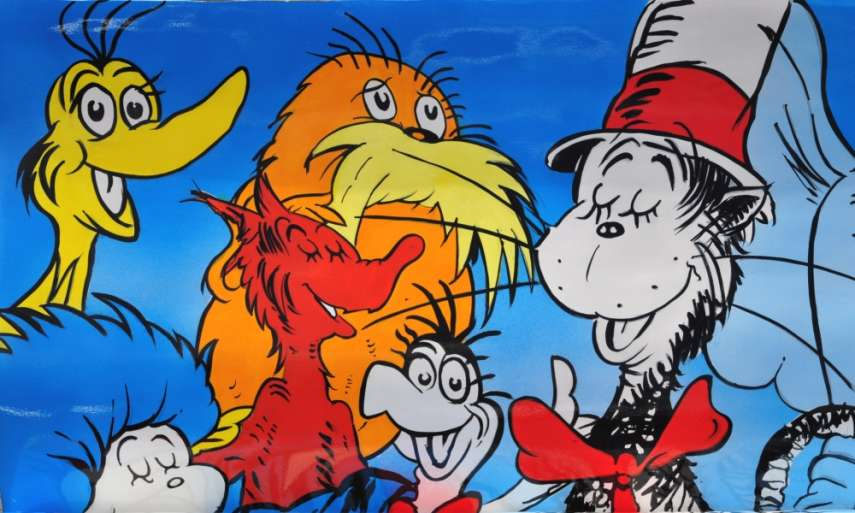 Dr Seuss and quality teaching Part 1: 'Today you are you'