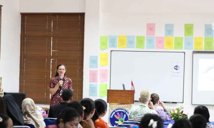Teacher Q&A: Indonesian Teacher Leaders