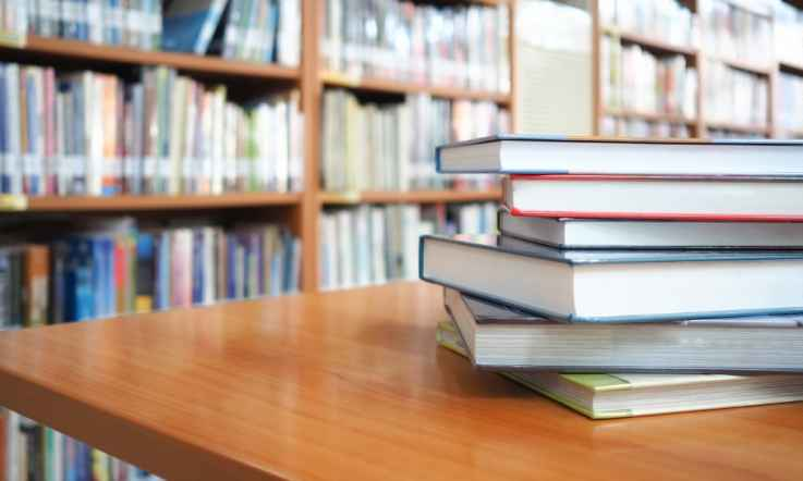 Teacher Staffroom: Books and libraries