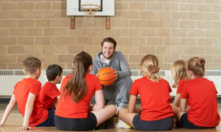 A collaborative approach to teaching sport