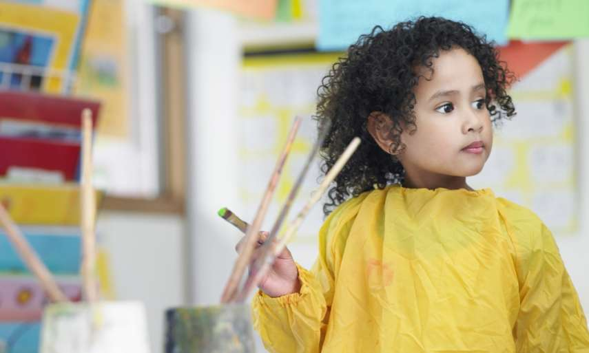 The Arts in early childhood learning