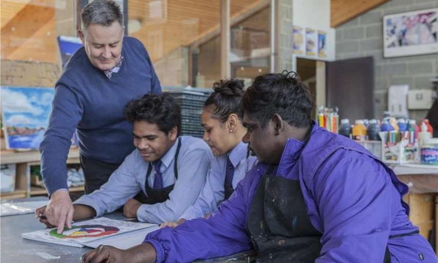 Student retention in Indigenous contexts