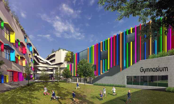 Designing the schools of the future