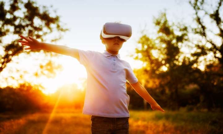Watch and learn – virtual reality and careers education