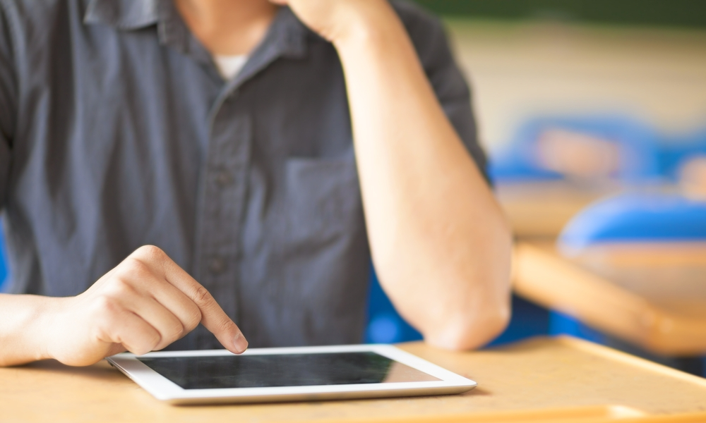Using iPads to collect data in real time is producing gains.